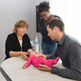 traitement Ostéo bébé