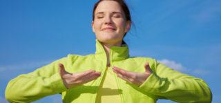 Exercise de respiration