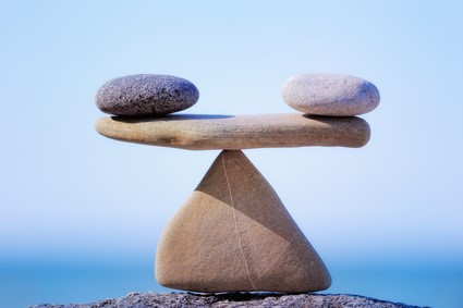 equilibre osteopathie