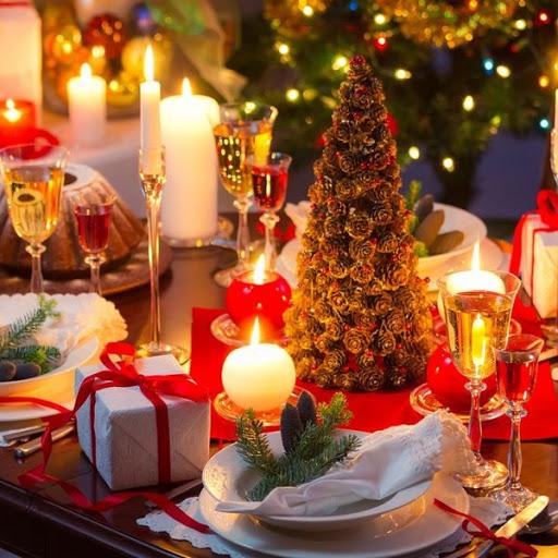 Table de Noël diététique Marie Rocher 2