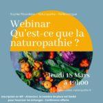 Webinaire : qu'est-ce que la naturopathie?